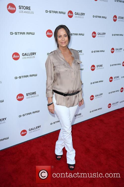 Donya Fiorentino - Leica Store Los Angeles grand opening ...