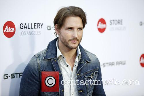 Peter Facinelli, Leica Store Los Angeles