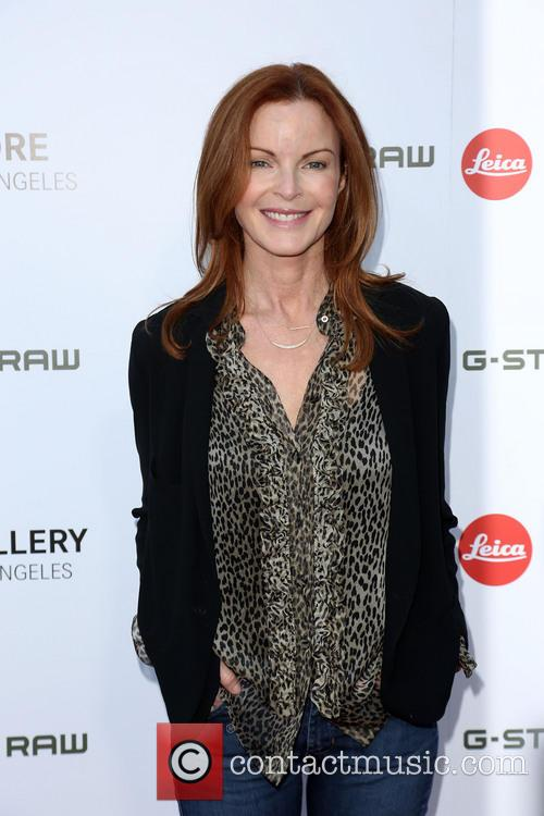 Marcia Cross, Leica Store Los Angeles