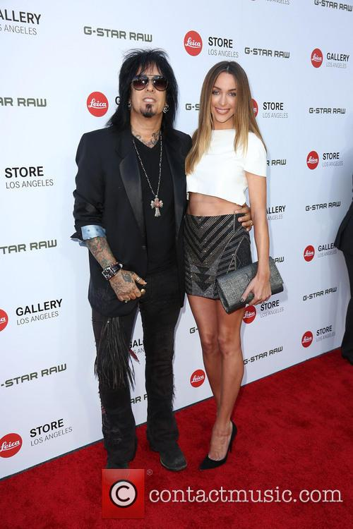 nikki sixx courtney bingham leica store los angeles 3729099