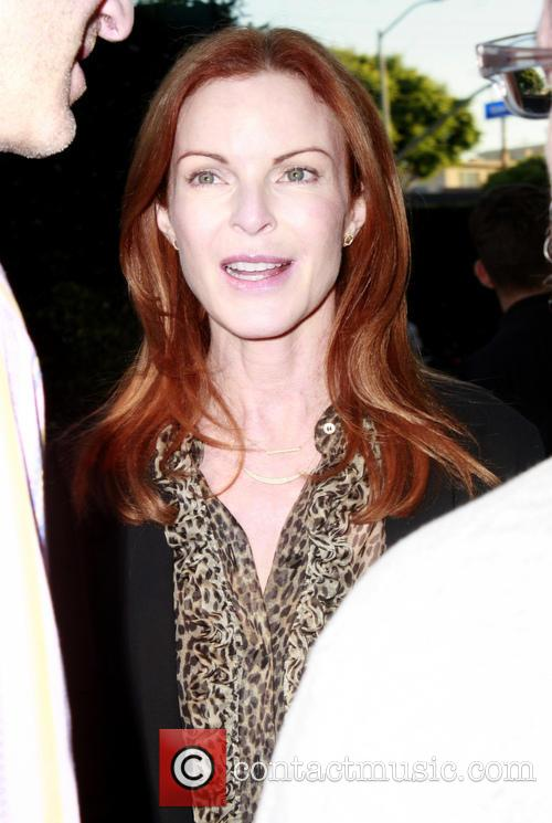 marcia cross leica store los angeles opening 3729241