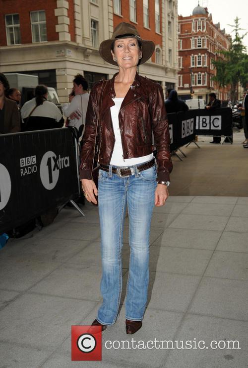 Lorraine Chase at BBC Radio 1