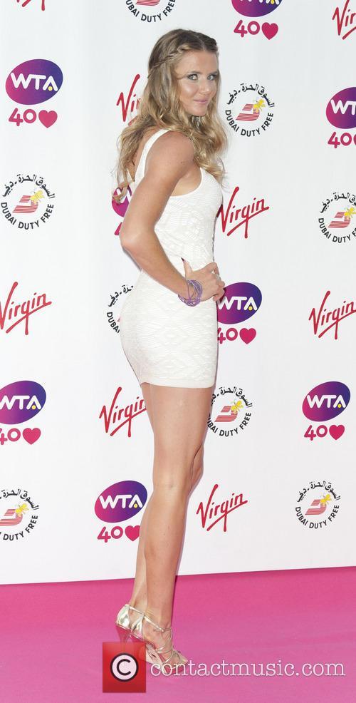 Wimbledon and Daniela Hantuchova 9