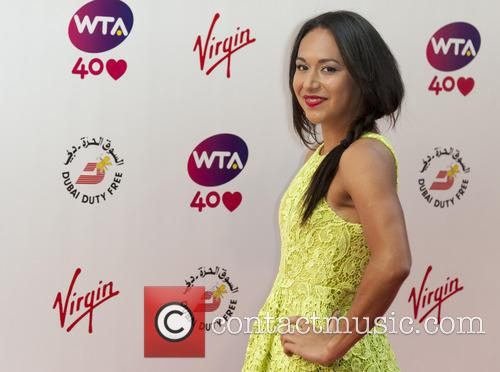Wimbledon and Heather Watson 10