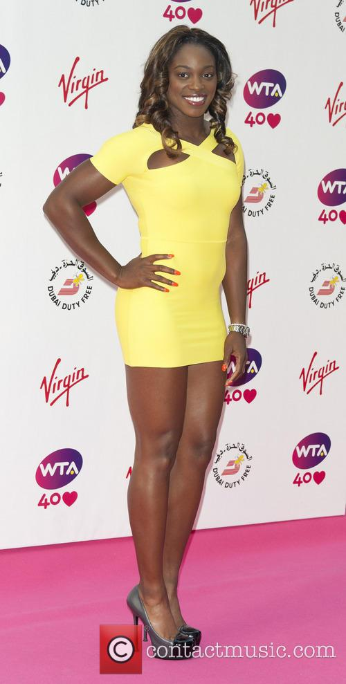 Wimbledon and Sloane Stephens 3