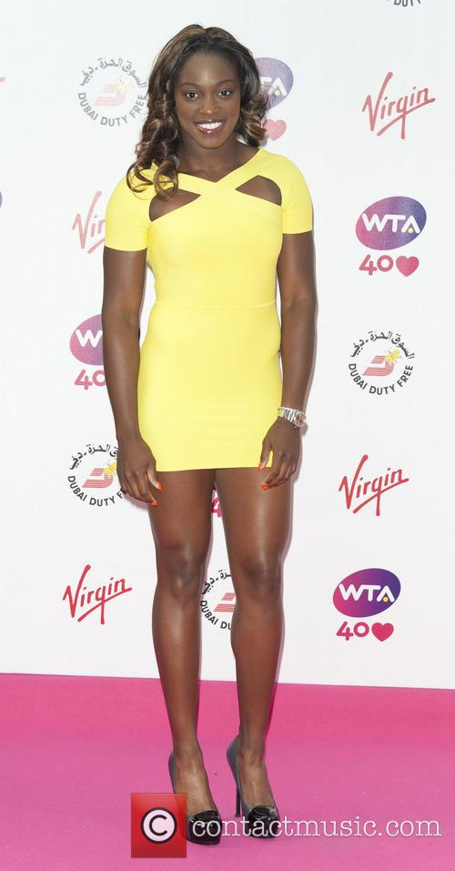 Wimbledon and Sloane Stephens 8