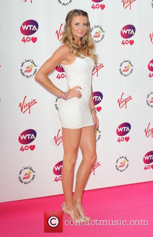 Wimbledon and Daniela Hantuchova 2