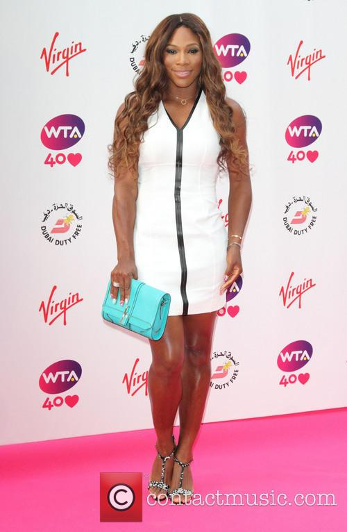 Serena Williams, Kensington Roof Gardens