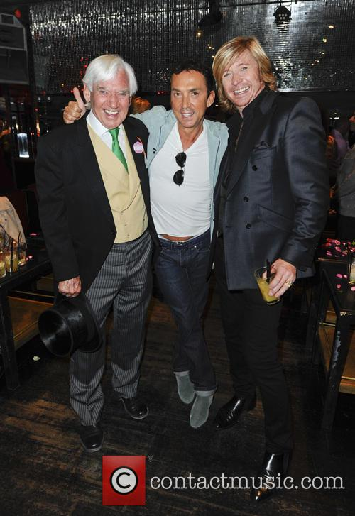 Bill Martin, Bruno Tonioli and Nicky Clarke 10