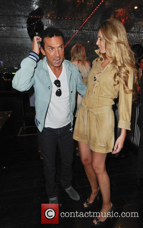 Bruno Tonioli and Kelly Simpkin 2