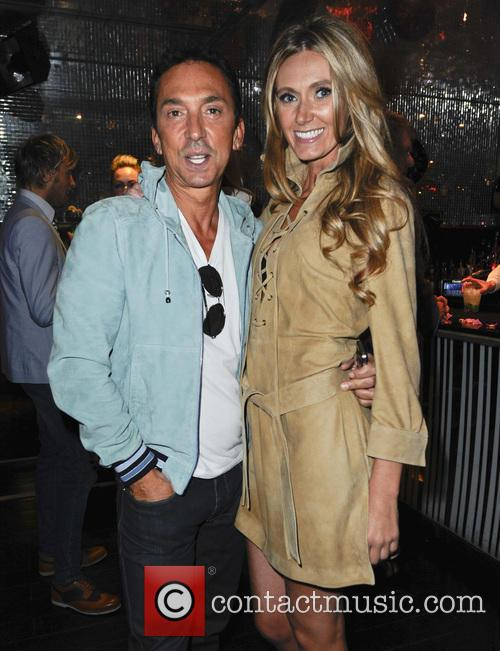 Bruno Tonioli and Kelly Simpkin 3