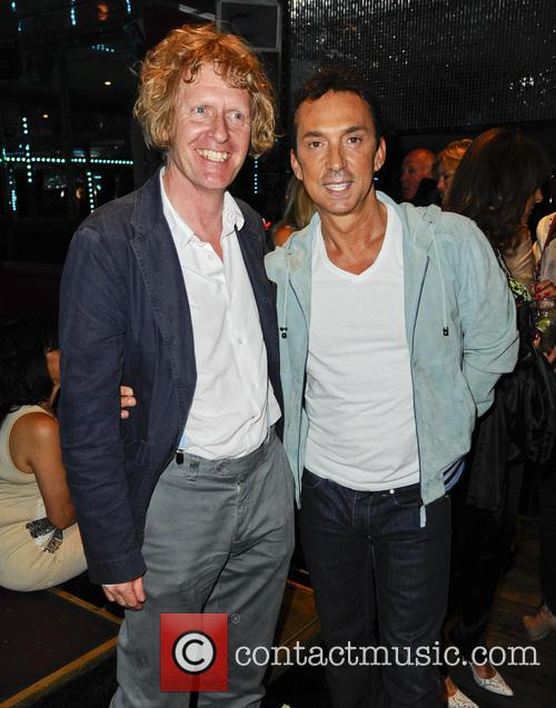 Grayson Perry and Bruno Tonioli 5