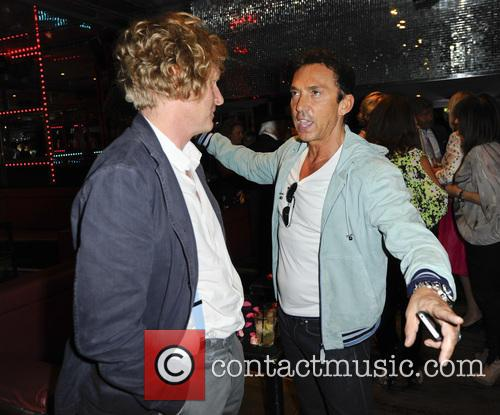 Grayson Perry and Bruno Tonioli 10