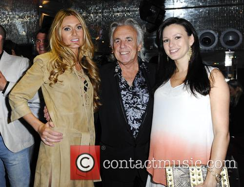 Kelly Simpkin, Peter Stringfellow and Guest 6