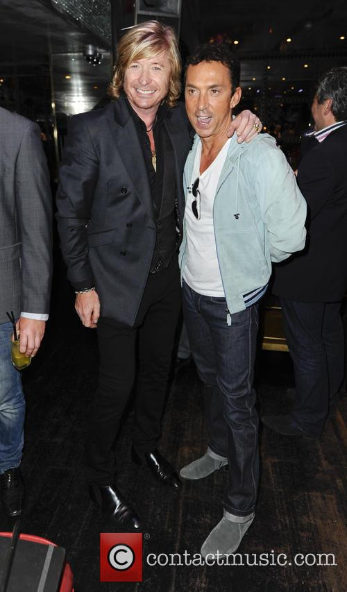 Nicky Clarke, Bruno Tonioli