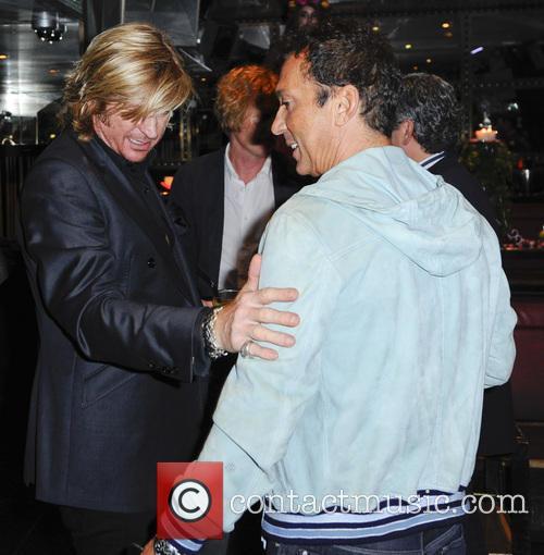 Nicky Clarke and Bruno Tonioli 1