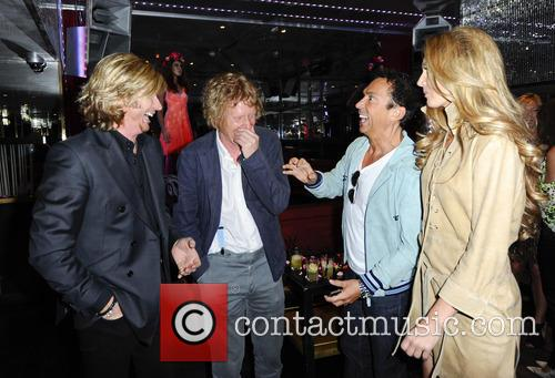 Nicky Clarke, Grayson Perry, Bruno Tonioli and Kelly Simpkin 4