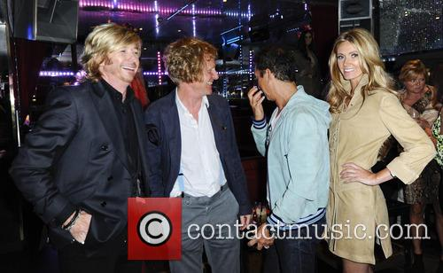 Nicky Clarke, Grayson Perry, Bruno Tonioli and Kelly Simpkin 8