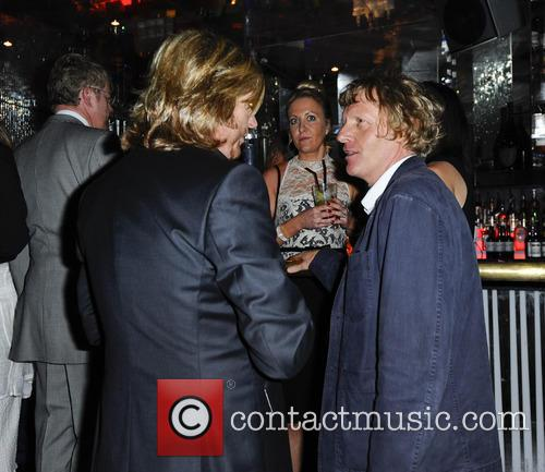 Nicky Clarke and Grayson Perry 2