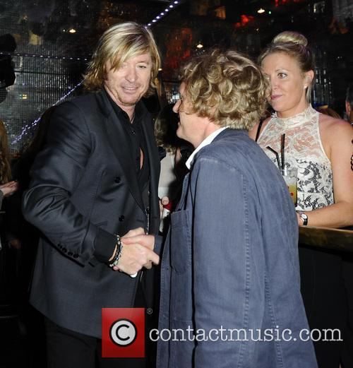 Nicky Clarke and Grayson Perry 9
