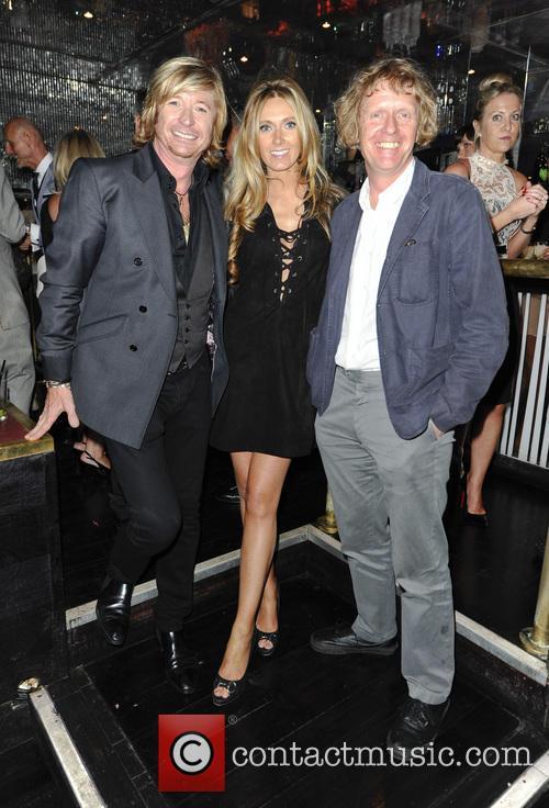 Nicky Clarke, Kelly Simpkin and Grayson Perry 3