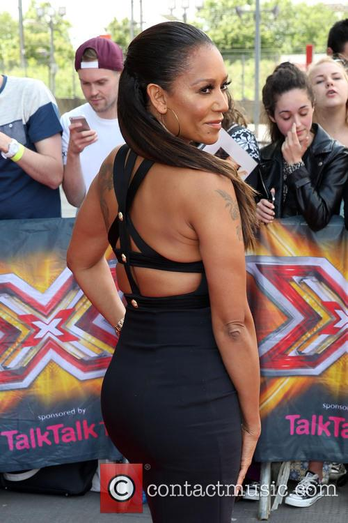 mel b melanie brown the x factor london 4252071