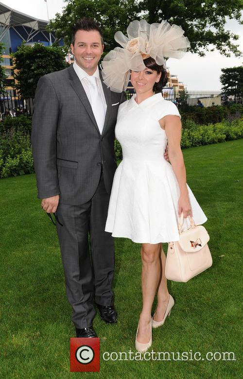 Lisa Scott-lee and Johnny Shentall 6