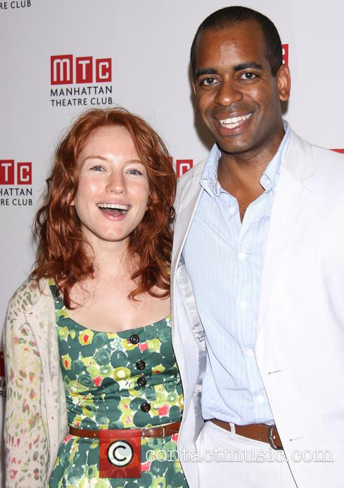Maria Thayer and Daniel Breaker 1