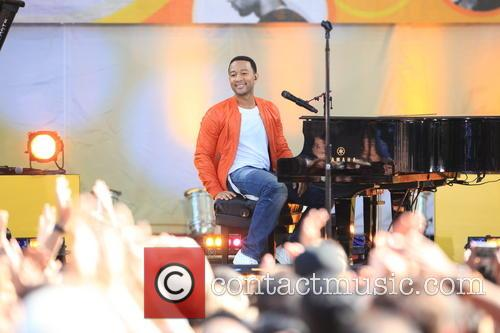 John Legend, Rumsey Play Field Central Park, Central Park
