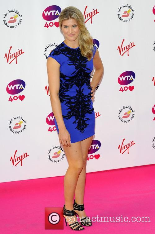 Wimbledon and Eugenie Bouchard 7