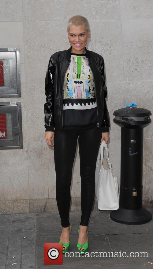 Jessie J, Radio 1 Studios