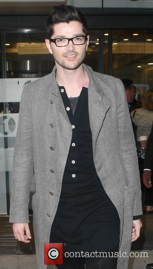danny o'donoghue celebrities at the bbc radio 3729111