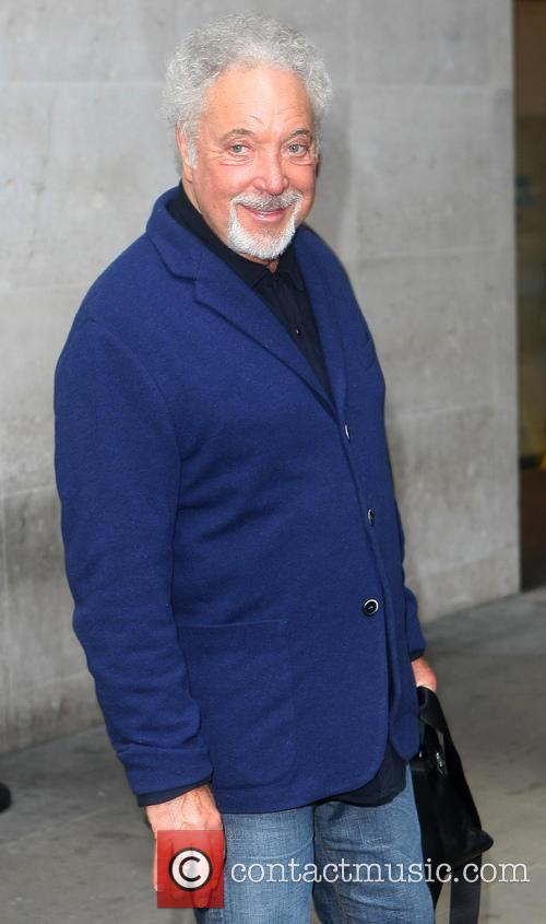 Tom Jones, BBC Radio1
