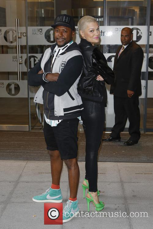 Will.i.am and Jessie J 7