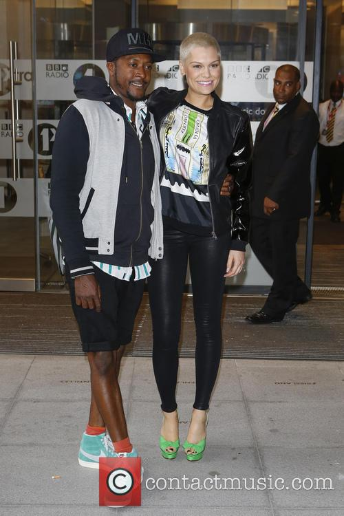 Will.i.am and Jessie J 8