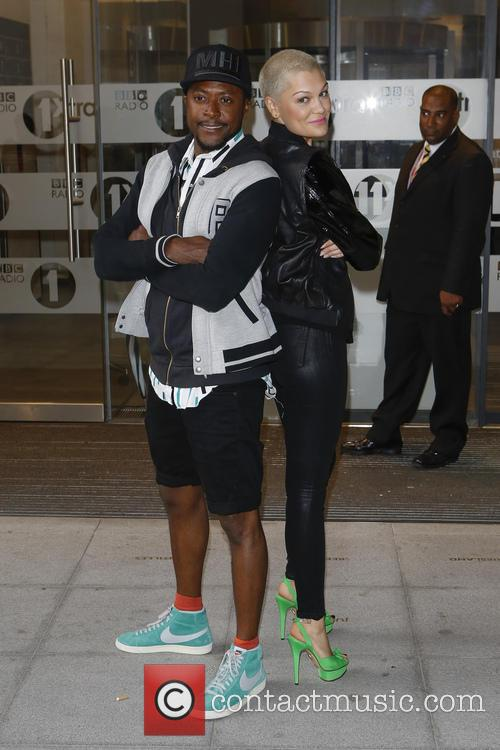 Will.i.am and Jessie J 9