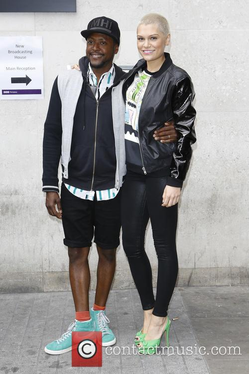 Will.i.am and Jessie J 10