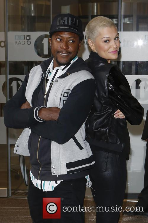 Will.i.am and Jessie J 1