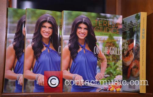 Teresa Giudice Book Signing At Books and Books