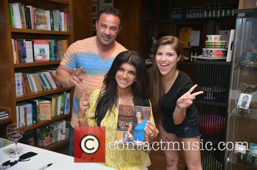 Teresa Giudice Book Signing At Books and Books