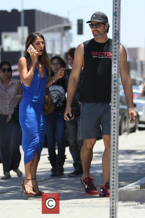 Victor Webster and Lailani Dowding 6
