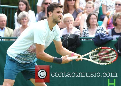 Tennis and Grigor Dimitrov 5
