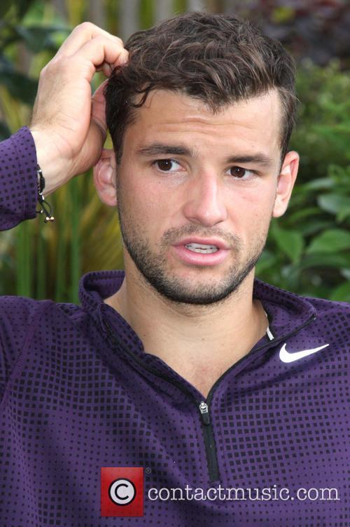 Tennis and Grigor Dimitrov 7
