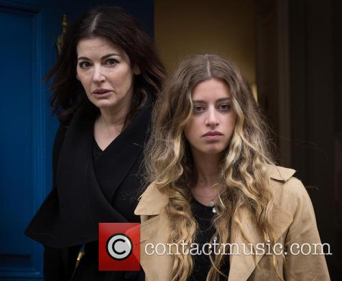 Nigella Lawson and Cosima Lawson 4