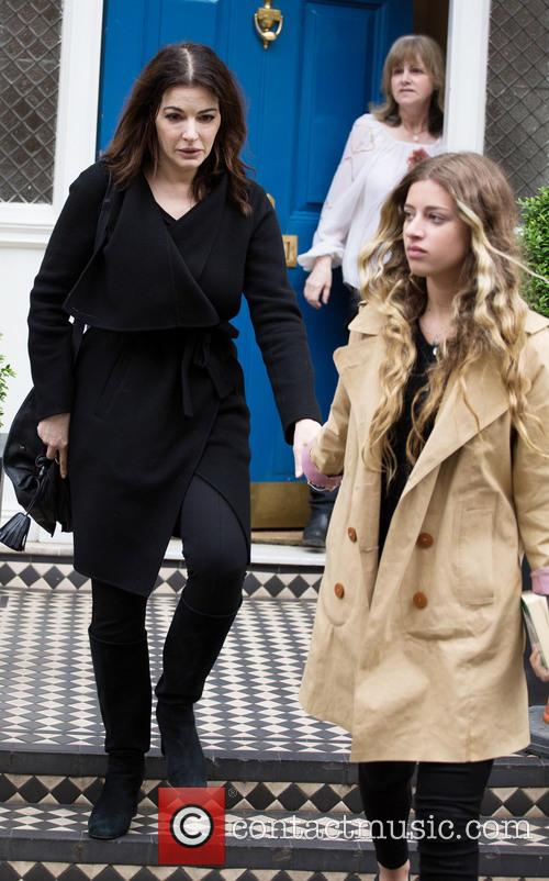 Nigella Lawson and Cosima Lawson 5