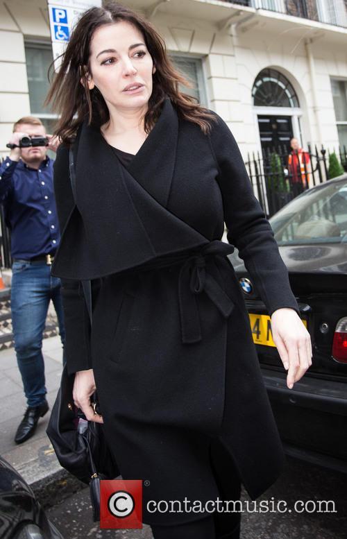 Nigella Lawson, London