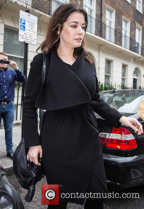 nigella lawson nigella lawson leaving a private 3730525