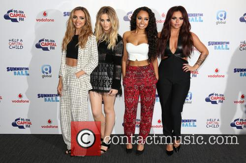Little Mix, Perrie Edwards, Jesy Nelson, Leigh-anne Pinnock and Jade Thirlwall 4