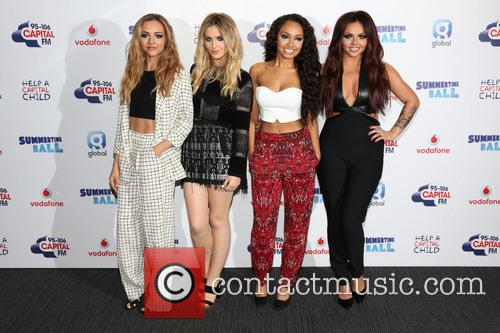 Little Mix, Perrie Edwards, Jesy Nelson, Leigh-anne Pinnock and Jade Thirlwall 5