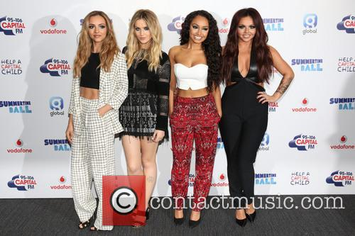 Little Mix, Perrie Edwards, Jesy Nelson, Leigh-anne Pinnock and Jade Thirlwall 6